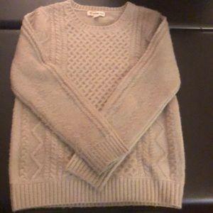 Tucker & Tate wool sweater size 7